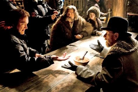 quentin tarantino film locations tarantino on how the hateful eight compares to