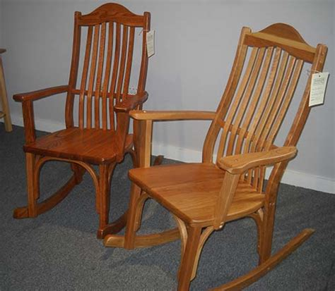 Shaker Furniture Of Maine by Shaker Furniture Of Maine 187 Mission Rockers