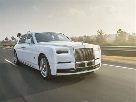 roll royce rolla rolls royce launches phantom viii in india