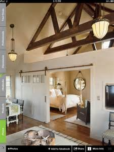 Pole Barn Homes Interior by Interior Barn Pole Barn Homes Pinterest