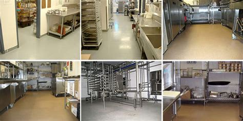 AECinfo.com News: Flooring for Commercial Kitchens or Food