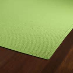 Lime Green Outdoor Rug Kaleen Lime Green Indoor Outdoor Area Rug Reviews Wayfair