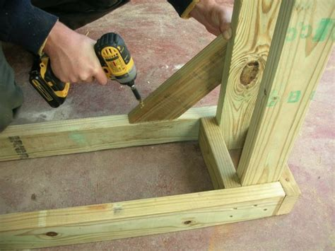 build a firewood rack the easy way firewood rack plans free plans to build your own firewood rack