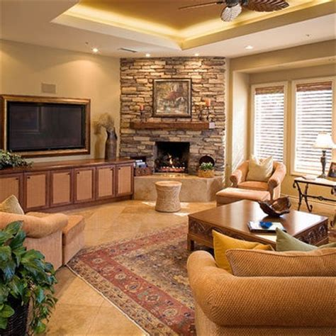 Furniture Placement Around Fireplace by Family Room Furniture Furniture Placement And Corner