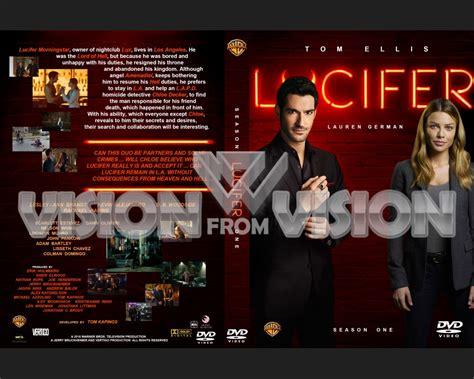 lucifer season 1 dvd