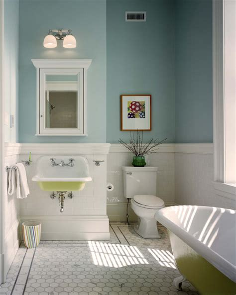 color schemes for bathrooms calming color schemes