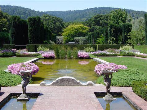 Filoli Gardens Hours by File Garden Pool In Filoli Woodside California Jpg