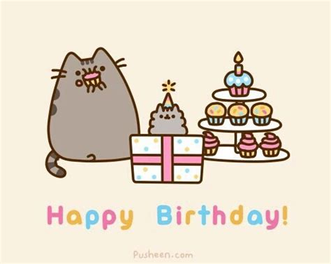 imagenes de happy birthday tumblr cake cat happy birthday image 3527876 by rayman on