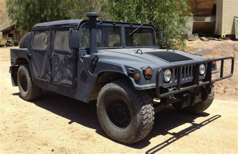 Hummer Original 10 humvee from the for sale on ebay torque news