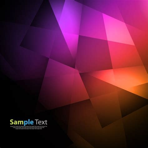 abstract geometric design elements vector geometric design abstract background vector illustration