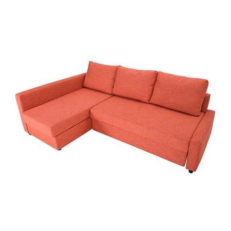 ikea sofa with chaise 49 off ikea friheten sofa bed with chaise sofas