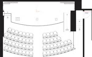 stage floor plan lincoln center columbus circle screening room with 2 reception areas new york nyc theater