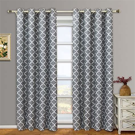 How To Darken Curtains Pair Of Two Top Grommet Blackout Thermal Insulated Curtain