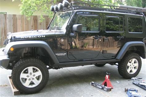 Best 2 5 Inch Lift For Jeep Jk Jk Height With 4 Quot 6 Quot Lift And 37s Page 2