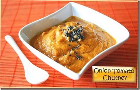 Raks Kitchen Tomato Chutney by Tomato Chutney Recipe Side Dish For Idli Dosa