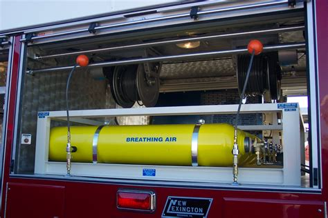 custom mobile air trucks fife and rescue safe air systems