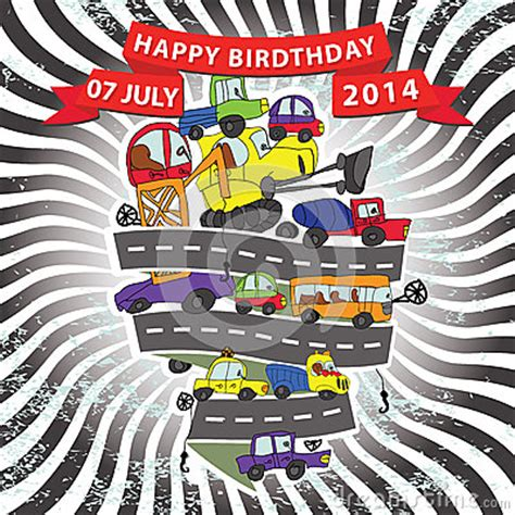 doodlebug happy cer child s draw cars doodle composition happy