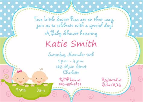 baby shower invitation for theruntime