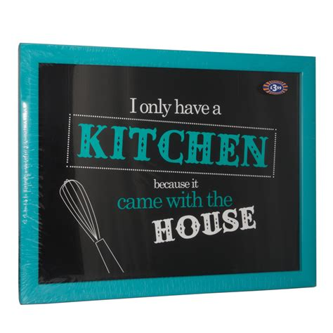 Home Design Outdoor Living Credit Card by B Amp M Gt Slogan Lap Tray I Only Have A Kitchen 2609222