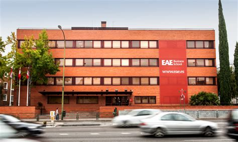 Eae Business School Mba Ranking by Urnova