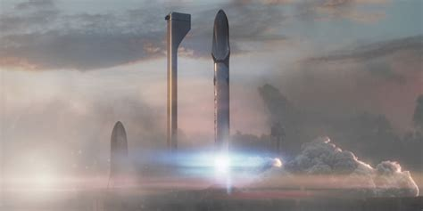 Elon Musk Rocket Travel | spacex to use their bfr spacecraft to reimagine commercial