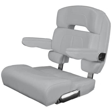 boat deck chairs west marine taco marine 28 quot deluxe helm chair light gray west