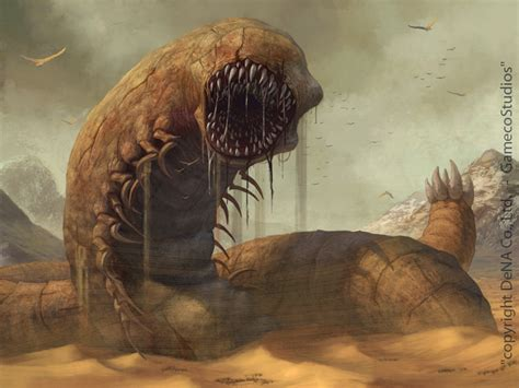 film giant worms sandworm by lozanox on deviantart