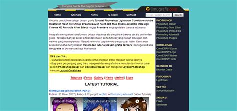 Web Desain Grafis Online | grahamaya advertising
