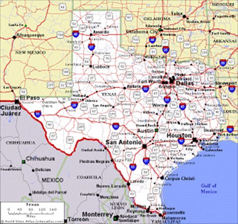 political texas map political map afputra
