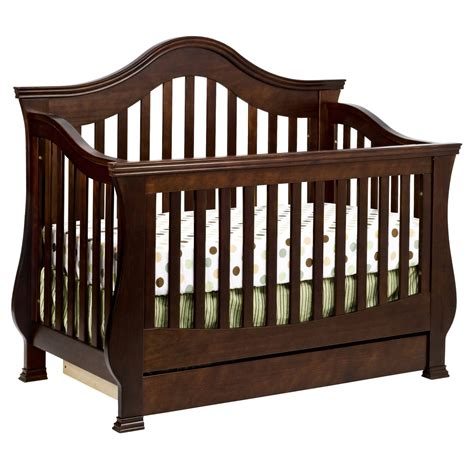 Best Convertible Cribs 2014 Million Dollar Baby Classic Ashbury 4 In 1 Convertible Crib Review
