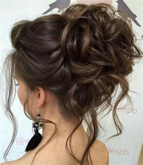 pintrest messy ypdos messy updo wedding hairstyles and updo on pinterest