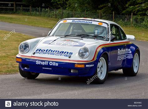 rothmans porsche 911 1984 ex henri toivonen porsche 911 scrs rothmans rally car