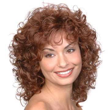 loose spiral perm medium hair loose spiral curls perm with short hair images