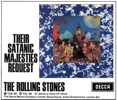 17 best ideas about their satanic majesties request on