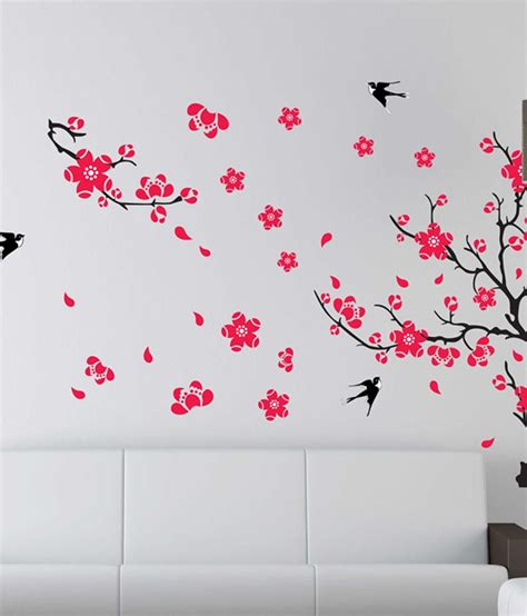 where can i get wall stickers syga printed pvc vinyl multicolour wall stickers buy syga printed pvc vinyl multicolour wall