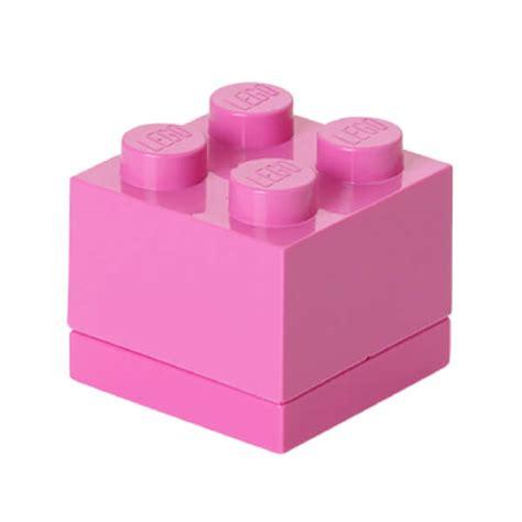 Lego Mini Box lego mini box 4 bright purple toys zavvi australia