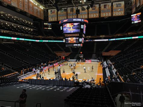 section xi sports schedule thompson boling arena knoxville tickets schedule