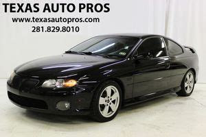 auto air conditioning repair 2004 pontiac gto transmission control buy used 2004 pontiac gto leather seats keyless entry air conditioning in houston texas united
