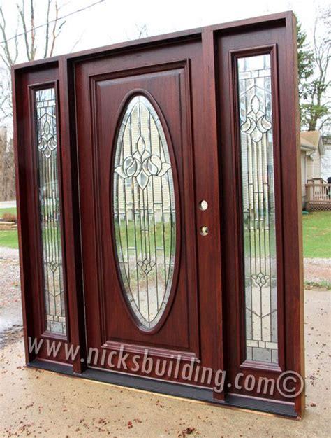 Exterior Door Stain Colors 20 Best Mahogany Doors Images On Pinterest Front Doors Wooden Doors And Doors