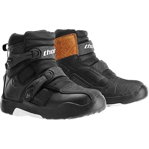 Sepatu Cross Thor Blitz bottes de cross thor blitz ls noir protection motocross