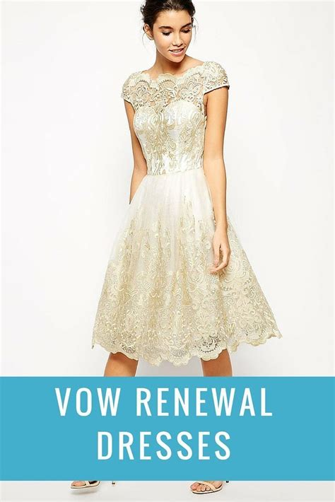 Wedding Vows Renewal by Dresses For Vow Renewals