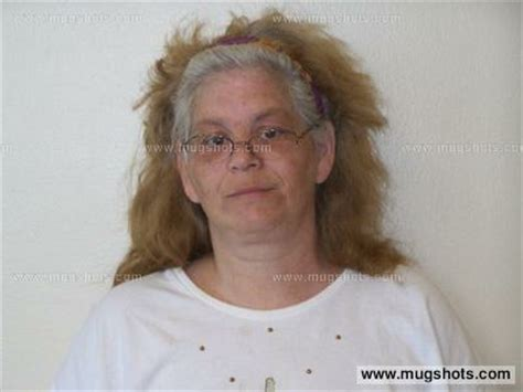 Webster Parish Arrest Records Diana Lynne Arquette Mugshot Diana Lynne Arquette Arrest
