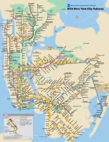 New York Subway Map Pdf by Mta Shaping The Future Of New York