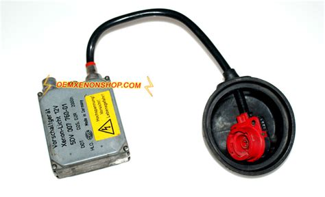 volvo   xenon headlight fault oem hid ballast bulb control unit replace