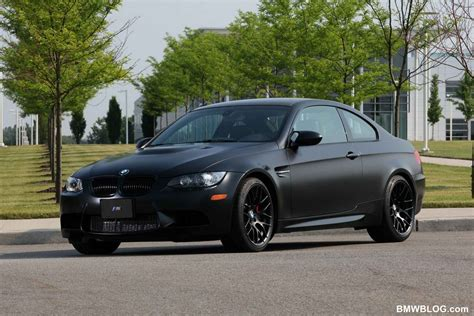 2011 BMW Frozen Black Edition M3 Coupe sold out in 22 minutes
