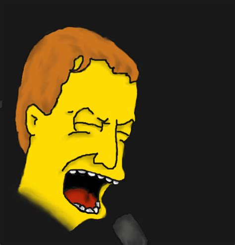 danny elfman simpsons danny elfman simpsons style by k1d6r4y on deviantart