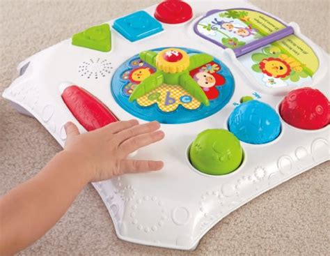 fisher price bench table fisher price animal friends learning table furniture
