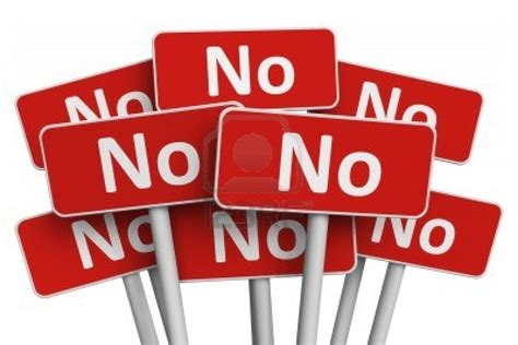 List Of Synonyms And Antonyms Of The Word No No
