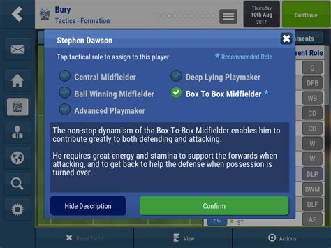 manager mobile football manager mobile 2018 tips for beginners