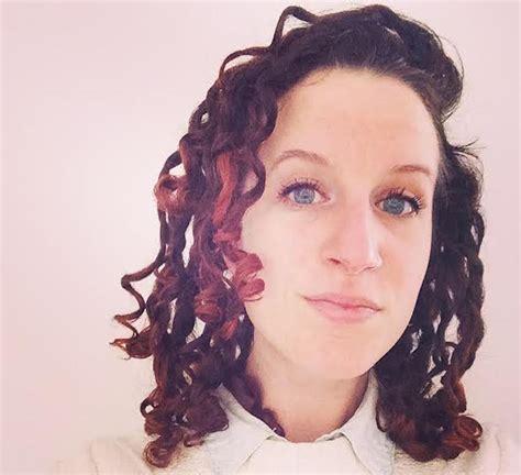 two strand twists on wavy hair curls understood